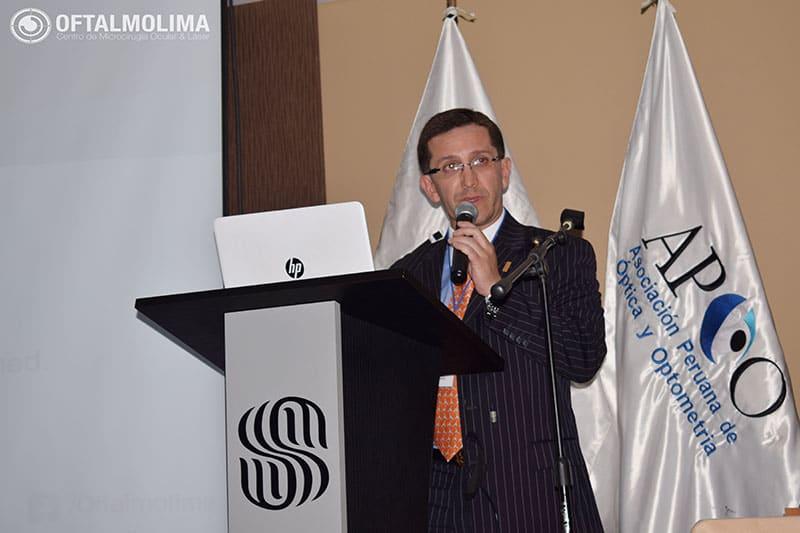 Dr. Mauricio Miranda en Simposio Internacional de Trasplantes Medicina Regenerativa