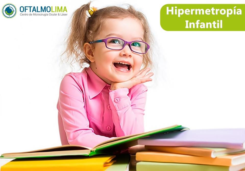 Hipermetropía Infantil: definición, síntomas y corrección
