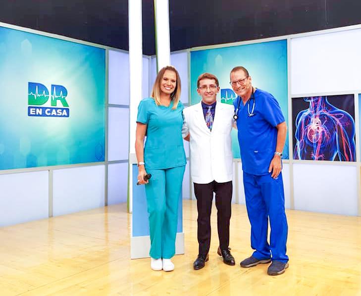 Dr. Mauricio en Dr en Casa