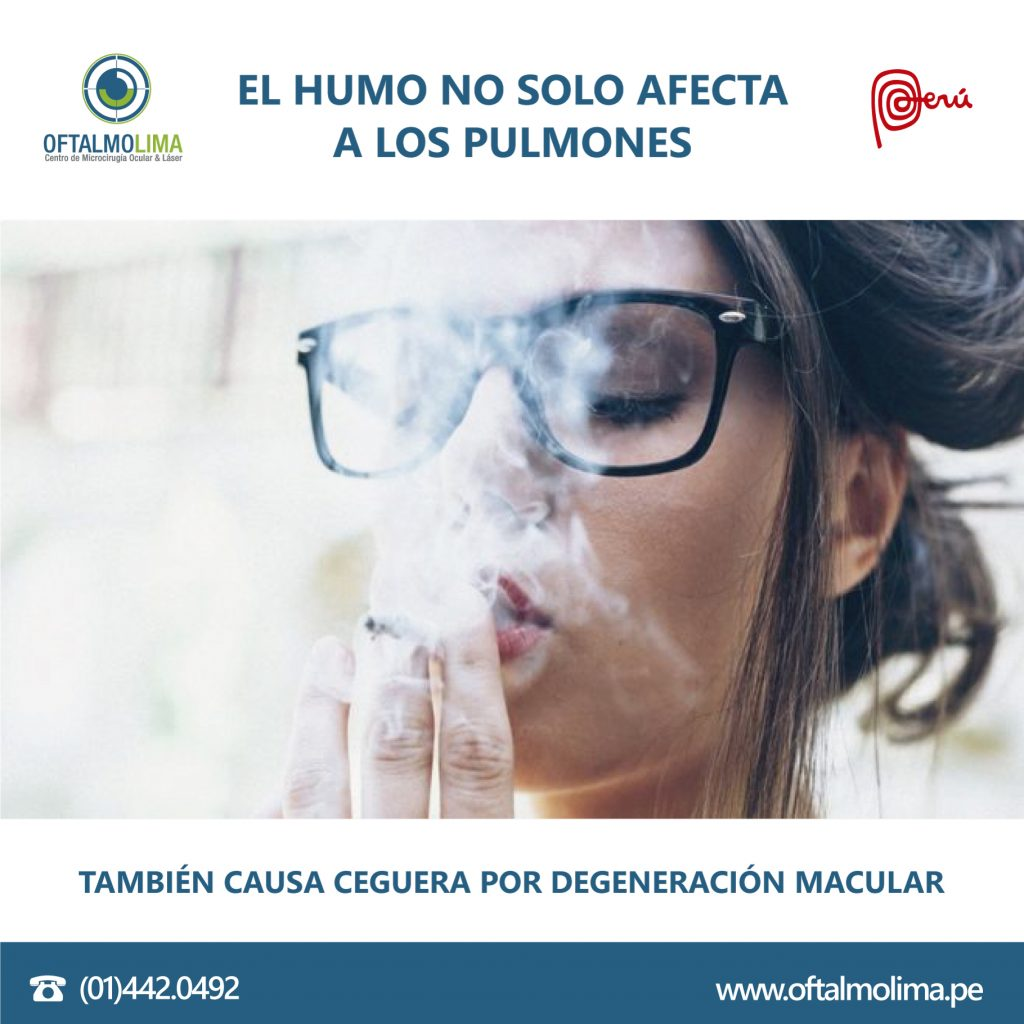 EL HUMO NO SOLO AFECTA A LOS PULMONES