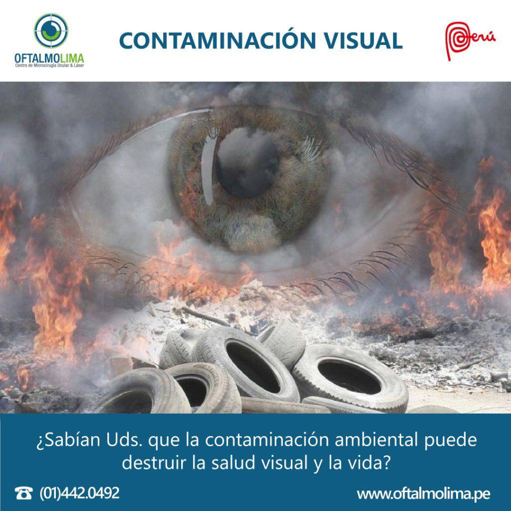 CONTAMINACIÓN VISUAL