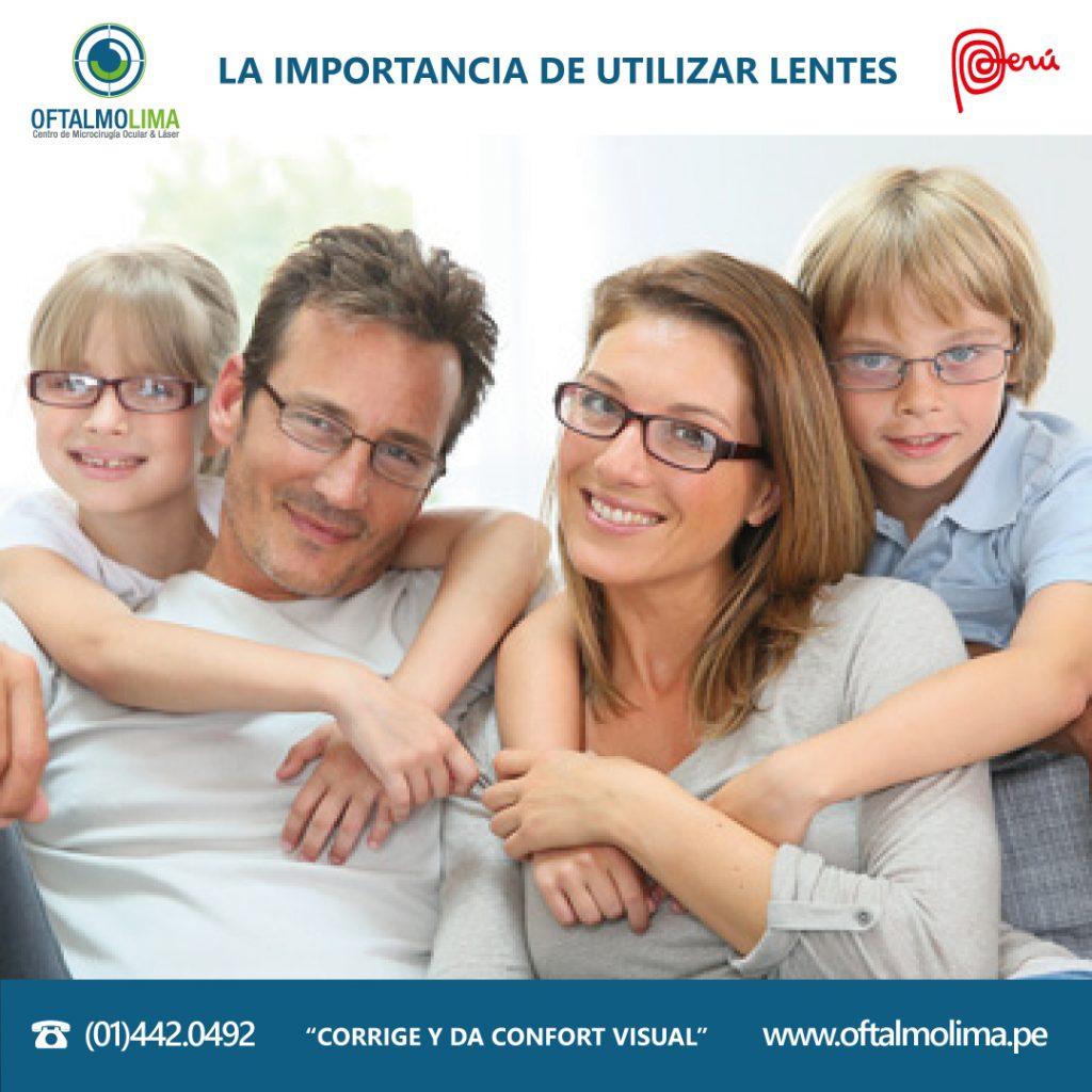 Sugerencias sobre la elección de gafas diferenciadas