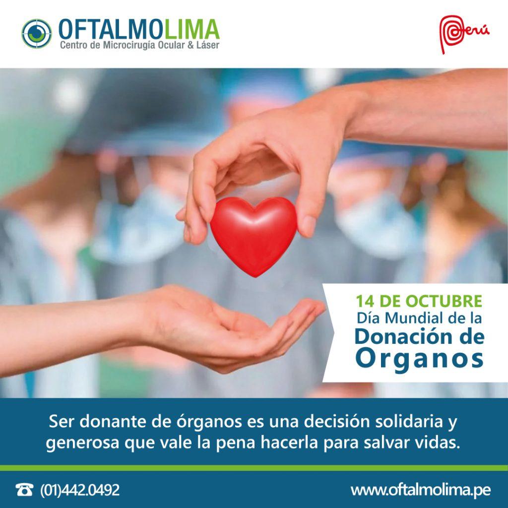 ¡SIN DONACIONES, NO HAY TRANSPLANTES!