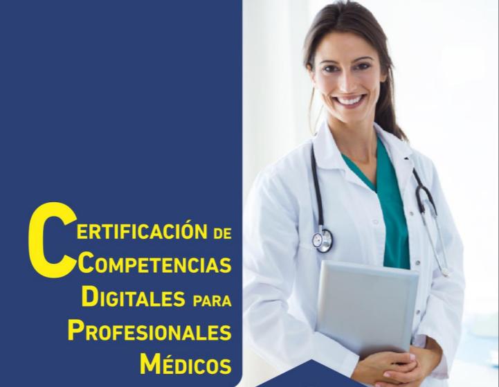 certificación en competencias digitales para profesionales de la medicina